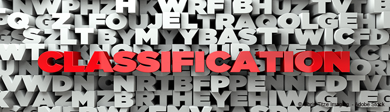 Text classifications